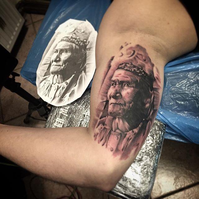 max cameo tattoo